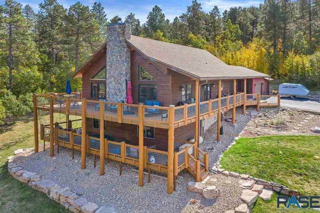 334 Pine Cone Ave, Spearfish, SD 57783 (MLS #22100646) :: Tyler Goff Group