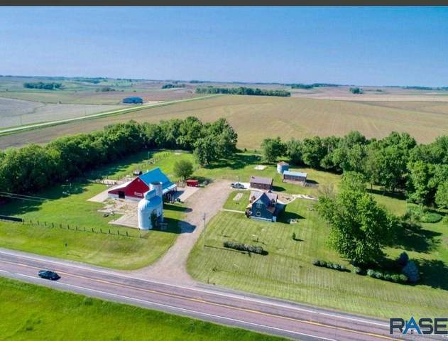 47612 Sd Hwy 46 Hwy, Alcester, SD 57001 (MLS #22100827) :: Tyler Goff Group
