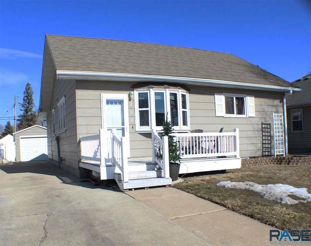 200 W 42nd St, Sioux Falls, SD 57105 (MLS #22100839) :: Tyler Goff Group
