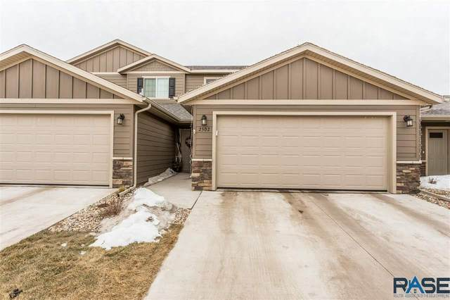 2502 E Meadowside Pl, Sioux Falls, SD 57108 (MLS #22100840) :: Tyler Goff Group