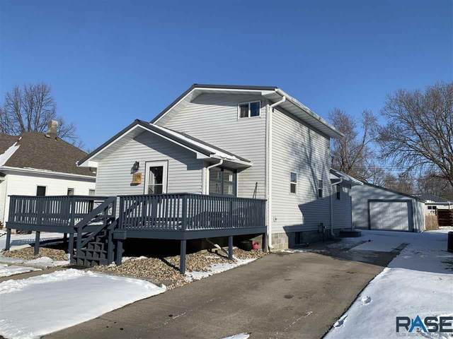 1106 E 2nd Ave, Mitchell, SD 57301 (MLS #22100848) :: Tyler Goff Group