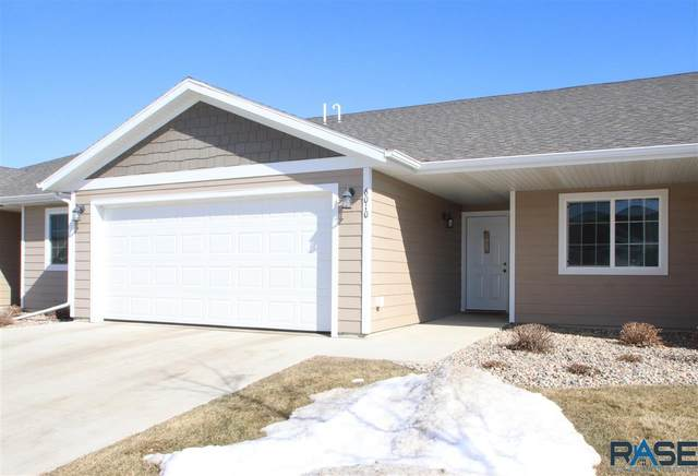 6010 W Bloomfield Pl, Sioux Falls, SD 57107 (MLS #22100849) :: Tyler Goff Group