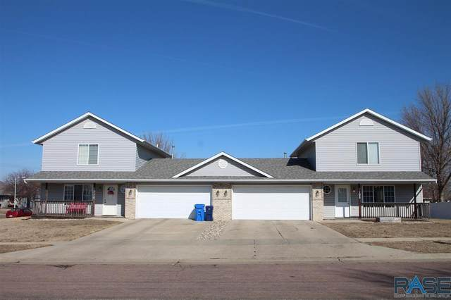 7108 W Selkirk Trl, Sioux Falls, SD 57106 (MLS #22100934) :: Tyler Goff Group