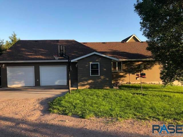717 W 2nd St, Dell Rapids, SD 57022 (MLS #22100965) :: Tyler Goff Group