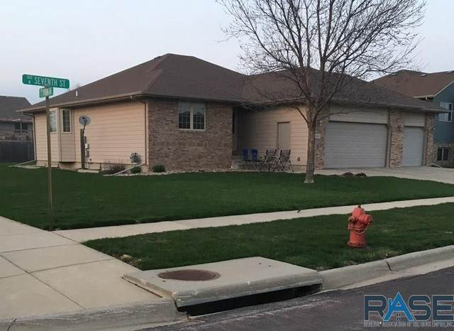 410 W 7th St, Tea, SD 57064 (MLS #22100970) :: Tyler Goff Group