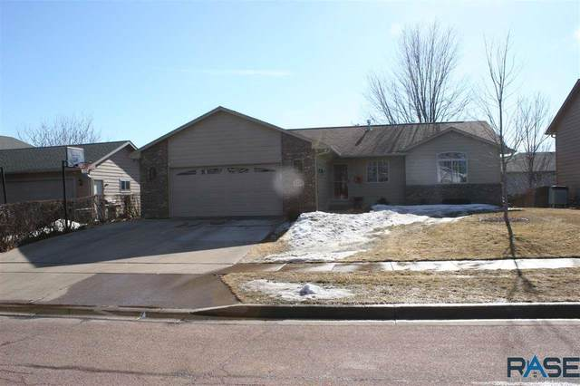 6519 W Bonnie Ct, Sioux Falls, SD 57106 (MLS #22100972) :: Tyler Goff Group
