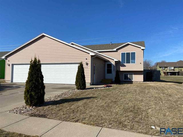 415 N Foss Ave, Sioux Falls, SD 57110 (MLS #22101118) :: Tyler Goff Group
