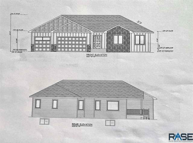 305 Quartzite Ave, Tea, SD 57064 (MLS #22101142) :: Tyler Goff Group