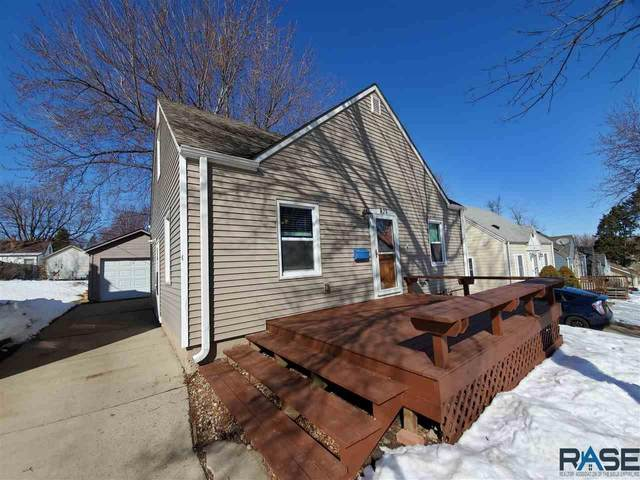 823 S Glendale Ave, Sioux Falls, SD 57104 (MLS #22101303) :: Tyler Goff Group