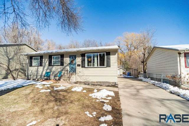 816 N Lewis Ave, Sioux Falls, SD 57103 (MLS #22101364) :: Tyler Goff Group