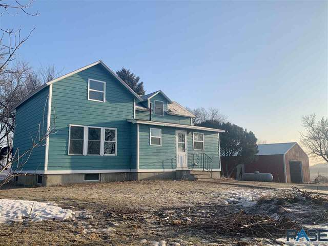 22928 485 Ave, Flandreau, SD 57028 (MLS #22101391) :: Tyler Goff Group