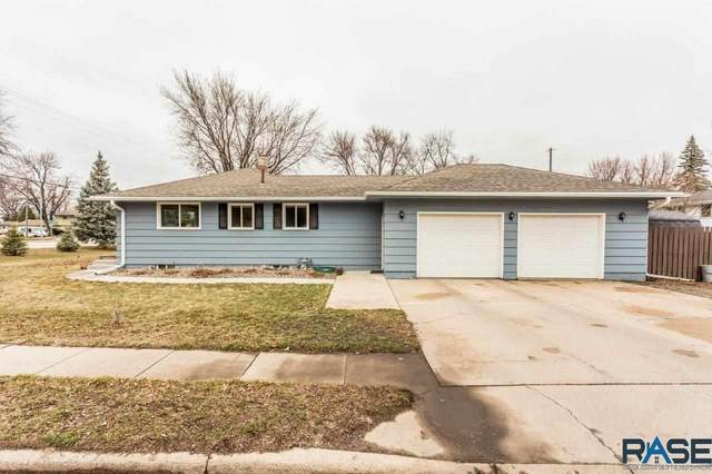 1304 S Sycamore Ave, Sioux Falls, SD 57110 (MLS #22101438) :: Tyler Goff Group