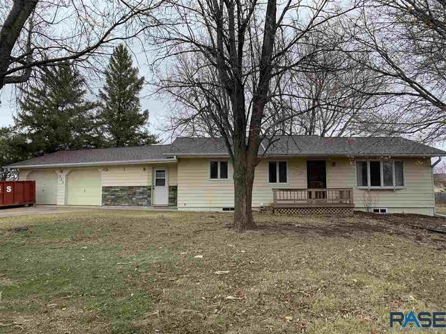 320 4th St, Chancellor, SD 57015 (MLS #22101488) :: Tyler Goff Group