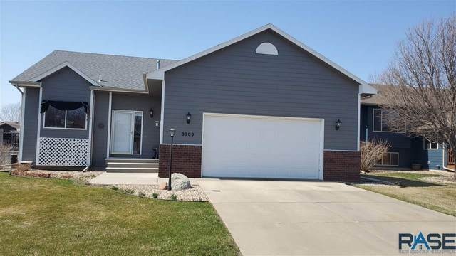 3309 S Sundrop Ave, Sioux Falls, SD 57110 (MLS #22101566) :: Tyler Goff Group
