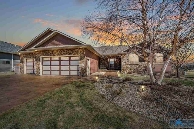 8600 S Carver Cir, Sioux Falls, SD 57108 (MLS #22101612) :: Tyler Goff Group