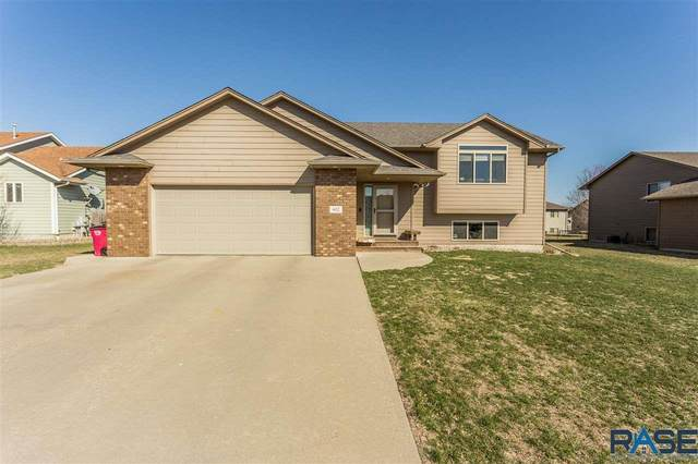 602 Falcon Ave, Harrisburg, SD 57032 (MLS #22101709) :: Tyler Goff Group