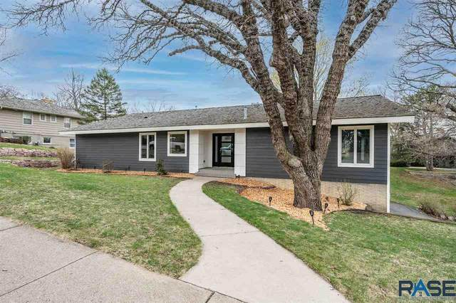 1405 E Edgewood Rd, Sioux Falls, SD 57103 (MLS #22101774) :: Tyler Goff Group
