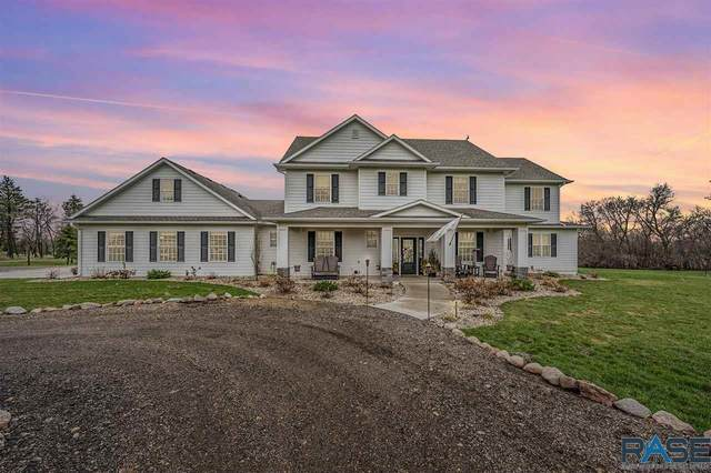 23183 Us Hwy 81, Madison, SD 57042 (MLS #22101794) :: Tyler Goff Group