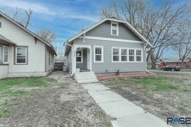 425 N Indiana Ave, Sioux Falls, SD 57103 (MLS #22101807) :: Tyler Goff Group