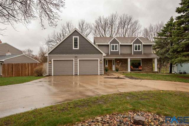 3801 S Slaten Park Dr, Sioux Falls, SD 57103 (MLS #22101810) :: Tyler Goff Group