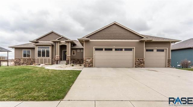 2821 W 95th St, Sioux Falls, SD 57108 (MLS #22101853) :: Tyler Goff Group
