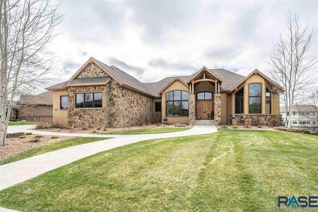 5905 S Grand Prairie Dr, Sioux Falls, SD 57108 (MLS #22101860) :: Tyler Goff Group