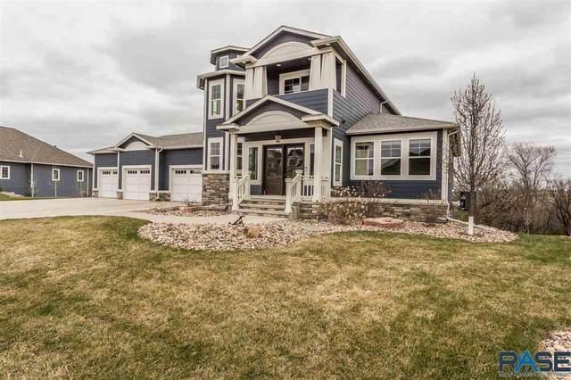 1308 S Scarlet Oak Trl, Sioux Falls, SD 57110 (MLS #22101871) :: Tyler Goff Group