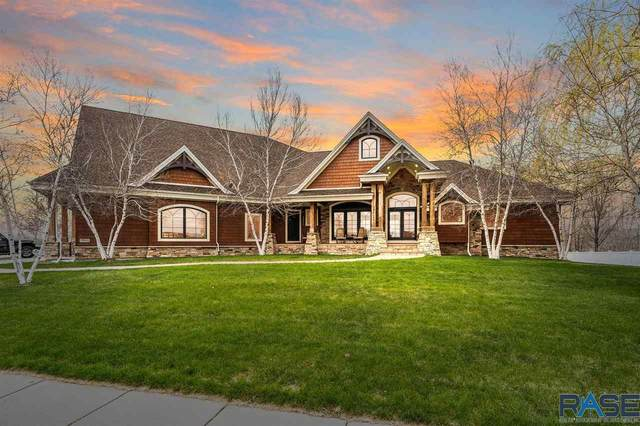 7601 S Audie Ave, Sioux Falls, SD 57108 (MLS #22101888) :: Tyler Goff Group