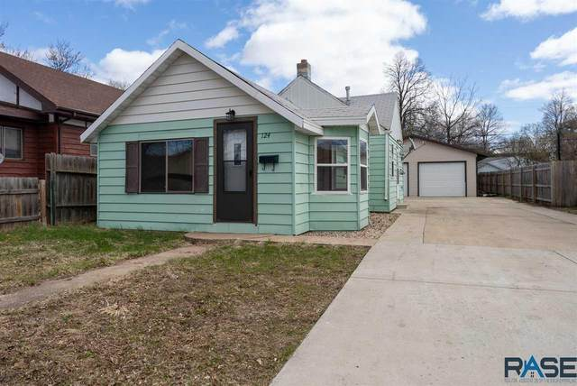 124 S Williams Ave, Sioux Falls, SD 57104 (MLS #22101889) :: Tyler Goff Group