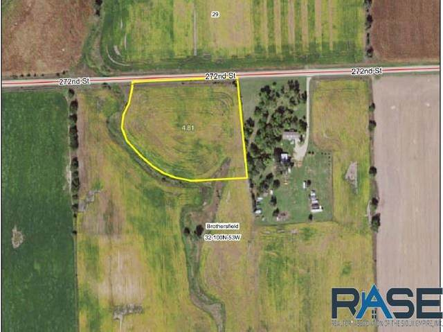 272nd St, Parker, SD 57053 (MLS #22101899) :: Tyler Goff Group