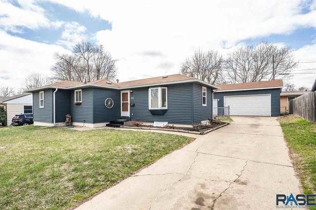 921 S Cloudas Ave, Sioux Falls, SD 57103 (MLS #22101900) :: Tyler Goff Group