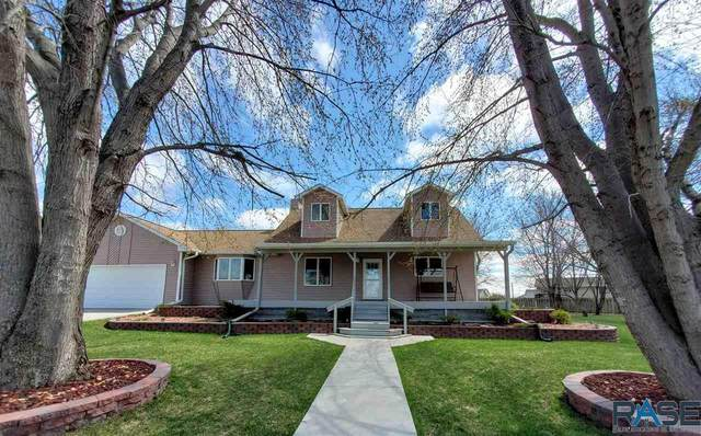 540 N Jenny Ave, Tea, SD 57064 (MLS #22101917) :: Tyler Goff Group