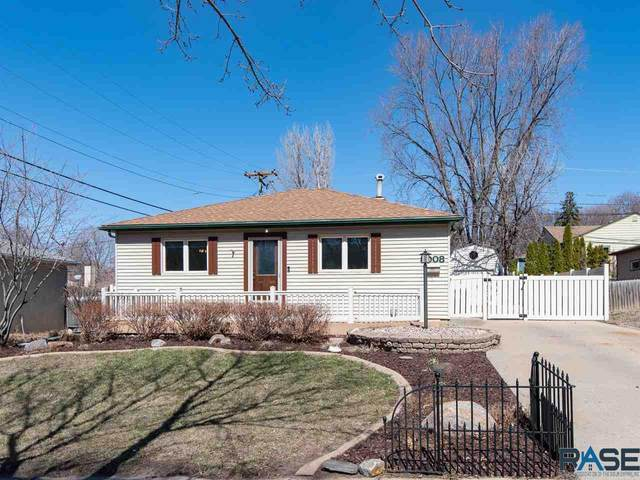 3008 E 17th St, Sioux Falls, SD 57103 (MLS #22101924) :: Tyler Goff Group