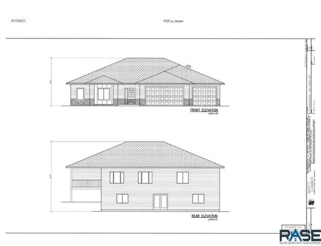 1405 Oak Creek Rd Rd, Dell Rapids, SD 57022 (MLS #22101931) :: Tyler Goff Group