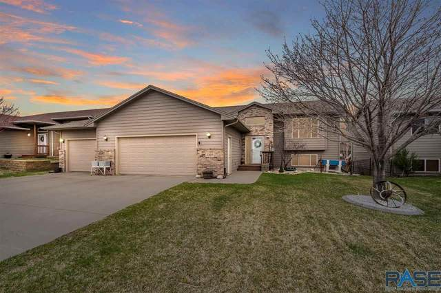 4509 W Kathleen St, Sioux Falls, SD 57107 (MLS #22101939) :: Tyler Goff Group