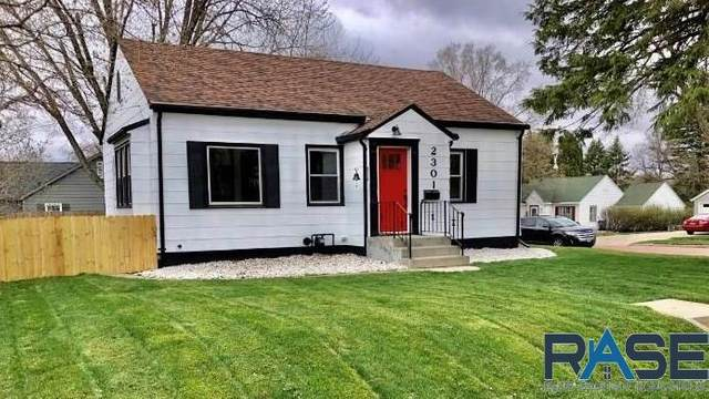 2301 S 4th Ave, Sioux Falls, SD 57105 (MLS #22101945) :: Tyler Goff Group