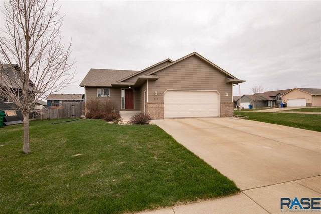 435 Macey Ave, Harrisburg, SD 57032 (MLS #22101948) :: Tyler Goff Group