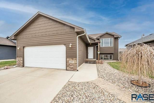 430 Macey Ave, Harrisburg, SD 57032 (MLS #22101951) :: Tyler Goff Group