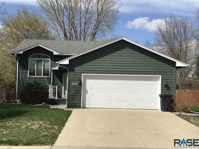 1160 Sunset Dr, Beresford, SD 57004 (MLS #22101956) :: Tyler Goff Group