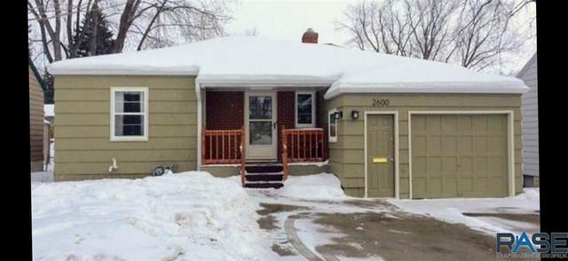 2600 S Center Ave, Sioux Falls, SD 57105 (MLS #22101986) :: Tyler Goff Group