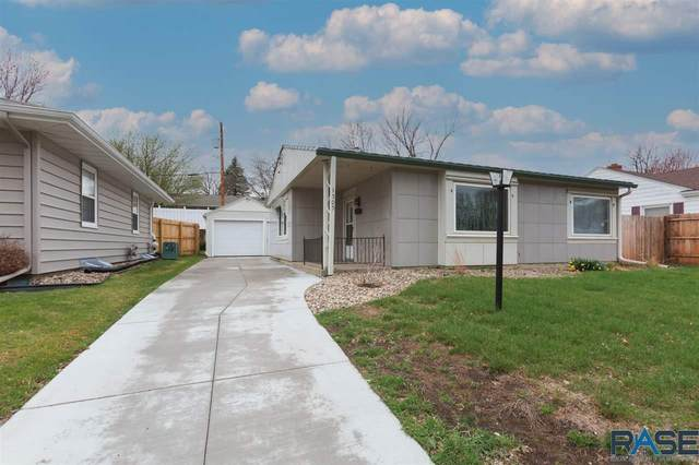 1505 S West Ave, Sioux Falls, SD 57105 (MLS #22102007) :: Tyler Goff Group