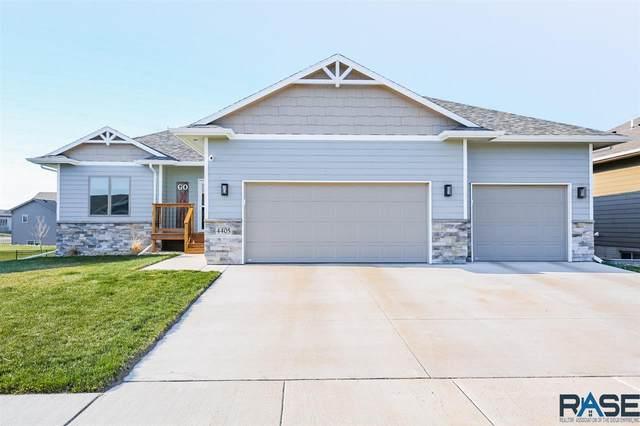 4405 W Delafield Cir, Sioux Falls, SD 57108 (MLS #22102078) :: Tyler Goff Group
