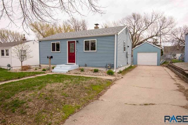 616 S Jefferson Ave, Sioux Falls, SD 57104 (MLS #22102171) :: Tyler Goff Group
