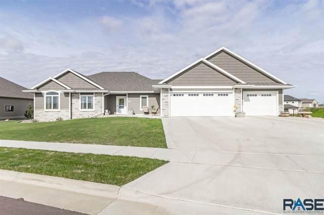 1009 Sandtrap Cir, Dell Rapids, SD 57022 (MLS #22102193) :: Tyler Goff Group