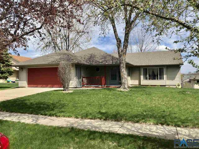 112 N Hampton Ave, Sioux Falls, SD 57110 (MLS #22102216) :: Tyler Goff Group