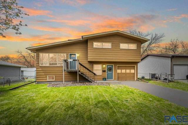 2917 S Walts Ave, Sioux Falls, SD 57105 (MLS #22102234) :: Tyler Goff Group
