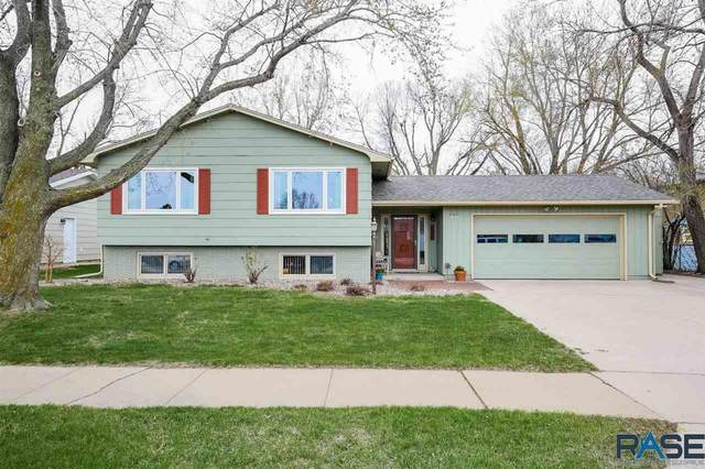 1305 E 49th St, Sioux Falls, SD 57103 (MLS #22102295) :: Tyler Goff Group