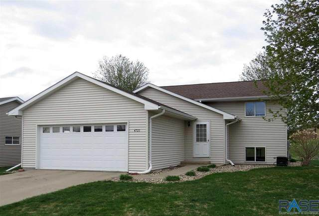 4721 W Antelope St, Sioux Falls, SD 57107 (MLS #22102316) :: Tyler Goff Group
