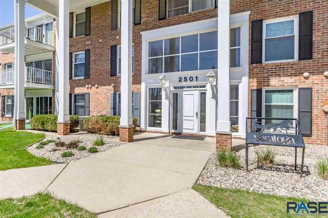 2501 S Kiwanis Ave #204, Sioux Falls, SD 57105 (MLS #22102321) :: Tyler Goff Group