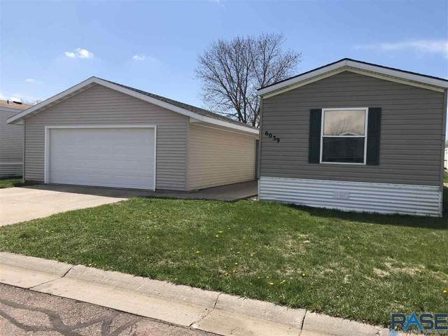 6039 S Canterbury Pl, Sioux Falls, SD 57106 (MLS #22102330) :: Tyler Goff Group